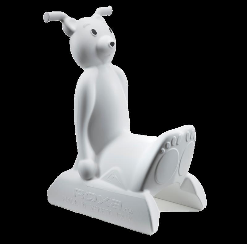 Pripomoček za drsanje – polarni medved
