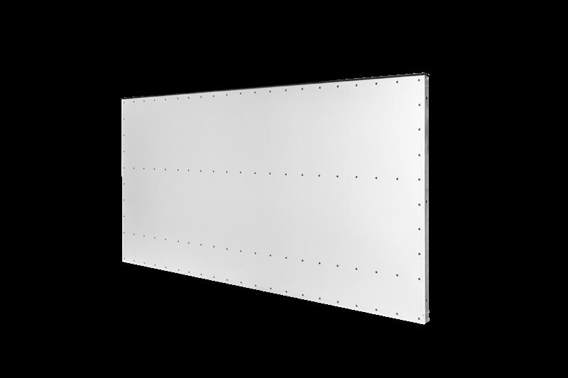 Polyethylene dasherboards