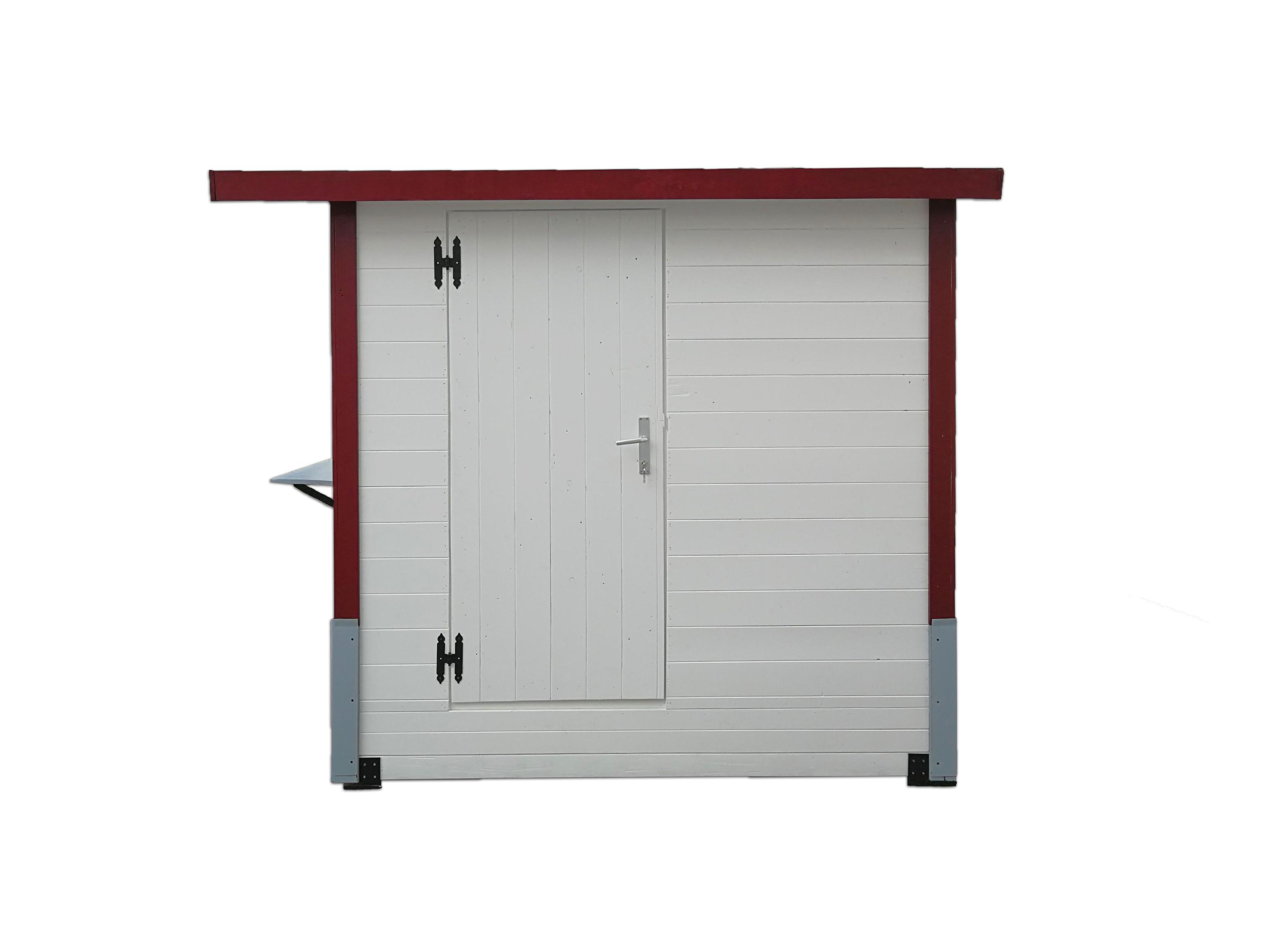 drvena kućica vrata